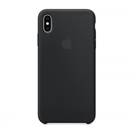 Фото - Чехол Apple Silicone Case for iPhone Xs Max - Black