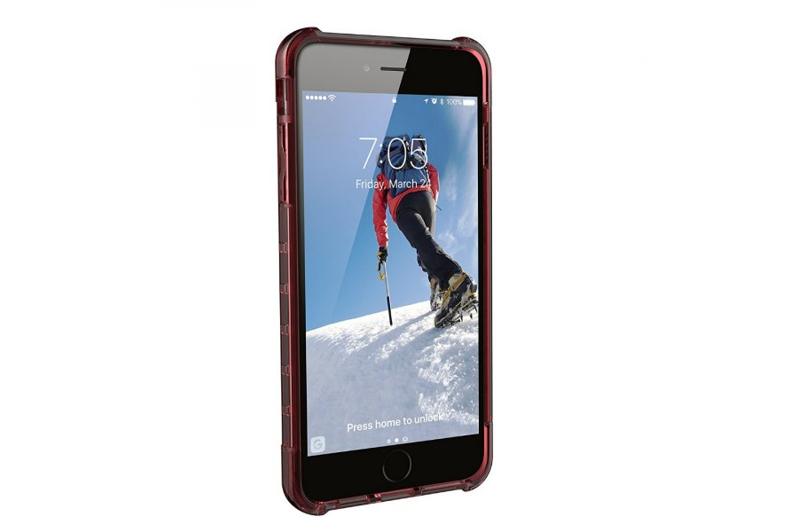 Чехол Urban Armor Gear (UAG) для iPhone 7/8 Plus DarkRed