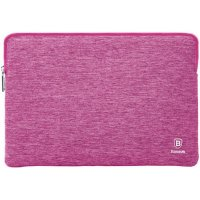 Чехол Baseus Laptop Bag Pink для MacBook Air/Pro 13