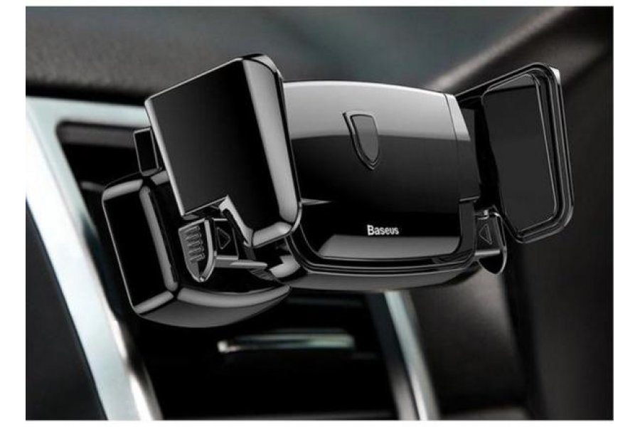 Baseus Robot Air Vent Car Mount Black