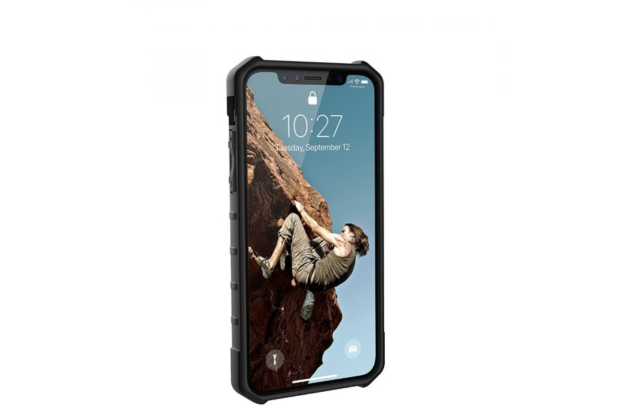 Urban Armor Gear (UAG) Navigator Case for iPhone X/Xs Black