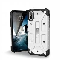 Чехол Urban Armor Gear (UAG) Navigator Case for iPhone X/Xs White
