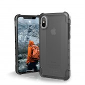 Urban Armor Gear (UAG) для iPhone X/Xs Dark Grey