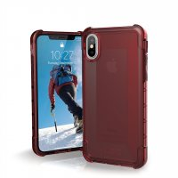 Чехол Urban Armor Gear (UAG) для iPhone X/Xs Dark Red