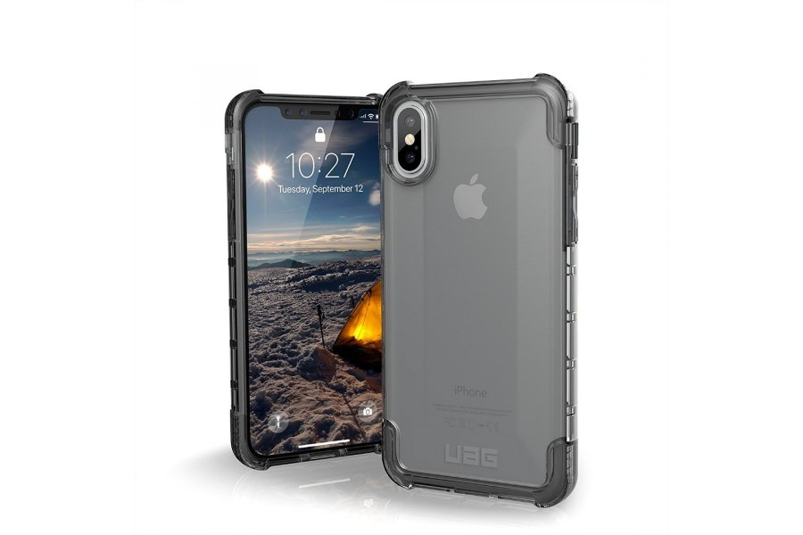 Urban Armor Gear (UAG) для iPhone X/Xs Grey