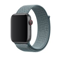 Ремешок для Apple Watch 38/40/42/44mm Sport Loop Nike Celestial Teal