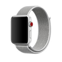 Ремешок для Apple Watch 38/40/42/44mm Sport Loop Seashel