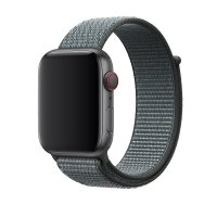 Ремешок для Apple Watch 38/40/42/44mm Sport Loop Storm Gray