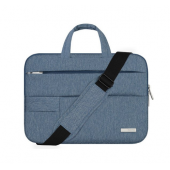 Сумка BESTCHOI для MacBook Air/Pro 13 Blue Shoulder