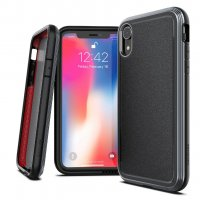 Чехол для iPhone XR Чёрный Case Defense Ultra