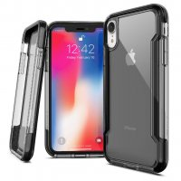 Чехол для iPhone XR Чёрный Case Defense Shield