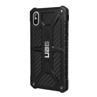 Чехол UAG Monarch Case для iPhone XS Max Carbon Fiber