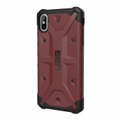 Чехол Urban Armor Gear (UAG) Navigator Case for iPhone XS Max Carmine