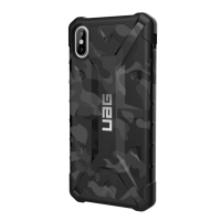Чехол PATHFINDER SE CAMO (UAG) for iPhone XS Max Black
