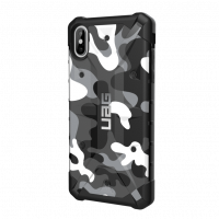 Чехол PATHFINDER SE CAMO (UAG) for iPhone XS Max White