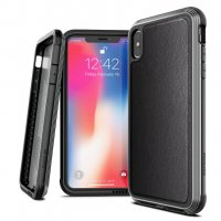 Чехол для iPhone XS Max Black Case Defense Lux