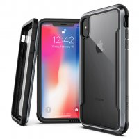 Чехол iPhone XS Max Black Case Defense Shield