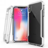 Чехол iPhone XS Max White Case Defense Shield