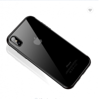 Чехол Silicone Case CAFELE iPhone X/XS Black