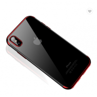 Чехол Silicone Case CAFELE iPhone X/XS Red