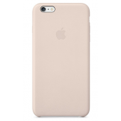 Кожаный чехол Apple Leather Case для iPhone 6/6s Plus Soft Pink
