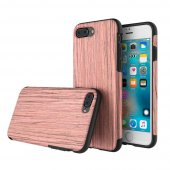 Чехол ROCK Origin Series (Grained) для iPhone 7/8 Rosewood