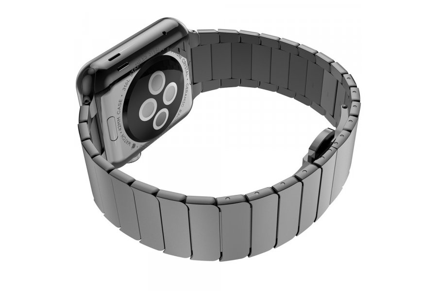 Браслет Space Link для Apple Watch 42/44 mm Black