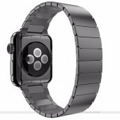 Браслет Space Link для Apple Watch 38/40 mm Black