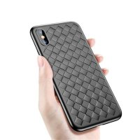 Чехол Baseus BV Weaving Case для iPhone XS Max Black