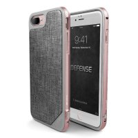 Чехол X-Doria Defense Lux для iPhone 7/8 Plus Rose Gold