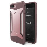 Защитный чехол X-Doria Defense Gear для iPhone 7/8 Plus Rose Gold