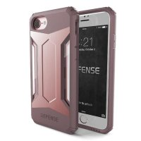 Защитный чехол X-Doria Defense Gear для iPhone 7/8 Rose Gold