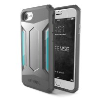 Защитный чехол X-Doria Defense Gear для iPhone 7/8 Silver