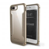 Защитный чехол X-Doria Defense Shield для iPhone 7/8 Plus Gold
