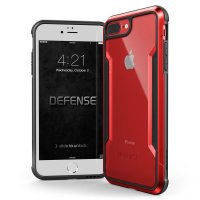 Защитный чехол X-Doria Defense Shield для iPhone 7/8 Plus Red