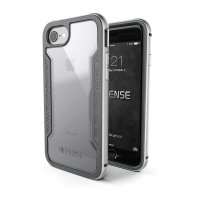 Защитный чехол X-Doria Defense Shield для iPhone 7/8 Plus Silver