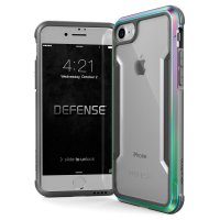 Защитный чехол X-Doria Defense Shield для iPhone 7/8 Iridescent
