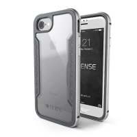 Защитный чехол X-Doria Defense Shield для iPhone 7/8 Silver