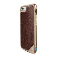 Чехол X-Doria Defense Lux Leather для iPhone 6/6s Brown