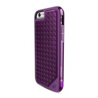 Чехол X-Doria Defense Lux Leather для iPhone 6/6s Purple