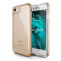 Чехол X-Doria EverVue Space для iPhone 7/8 Gold
