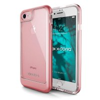Чехол X-Doria EverVue Space для iPhone 7/8 Rose Gold