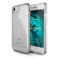 Чехол X-Doria EverVue Space для iPhone 7/8 Silver