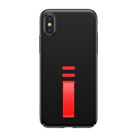 Чехол Baseus Little Tail Case для iPhone X/XS Black