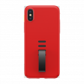 Чехол Baseus Little Tail Case для iPhone X/XS Red