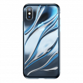 Чехол Baseus Water modeling Case для iPhone X/Xs Blue