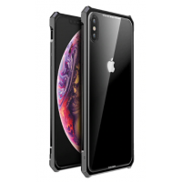 Чехол накладка Luphie для iPhone X/Xs Black