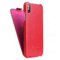 Чехол Флип для iPhone X/Xs Red