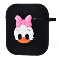 Чехол Colourful Case with Logo для Apple AirPods Duck Webby