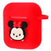 Чехол Colourful Case with Logo для Apple AirPods Minnie Mouse